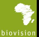 Logo Biovision Stiftung für ökologische Entwicklung