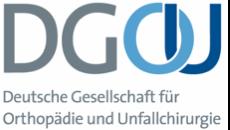 Logo Deutsche Gesellschaft für Orthopädie und Unfallchirurgie (DGOU)